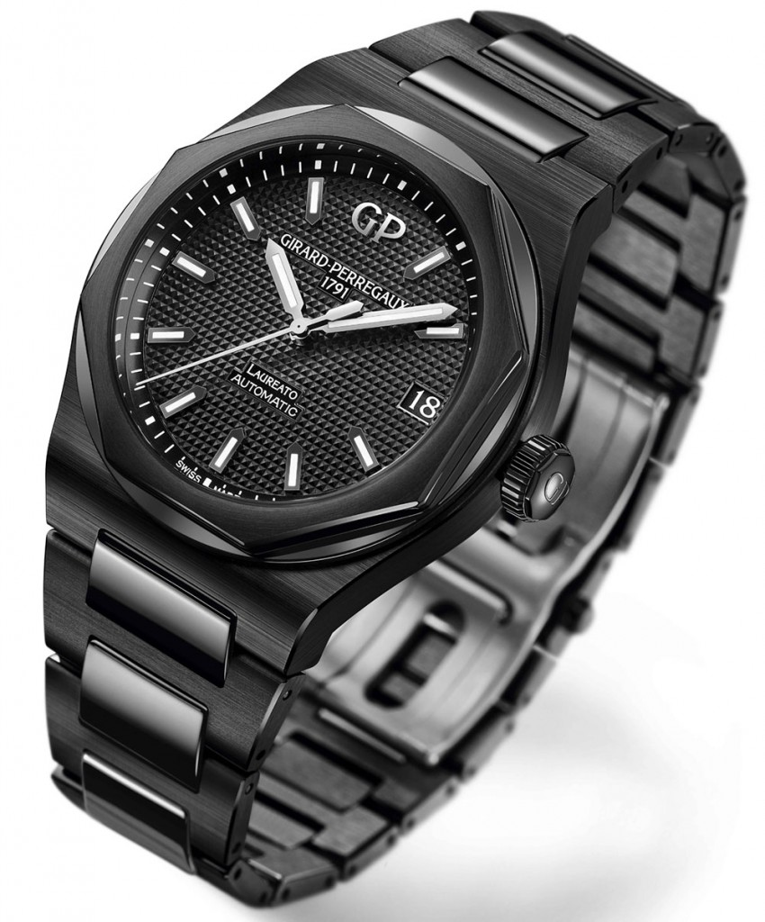 Girard-Perregaux-Laureato-42mm-Black-Ceramic-2