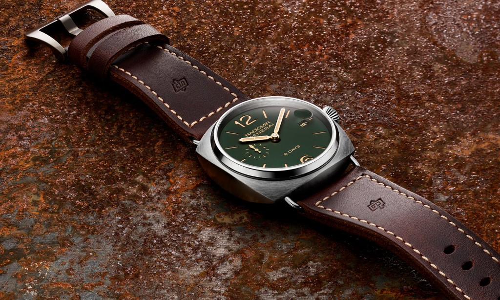 Panerai-Green-close-