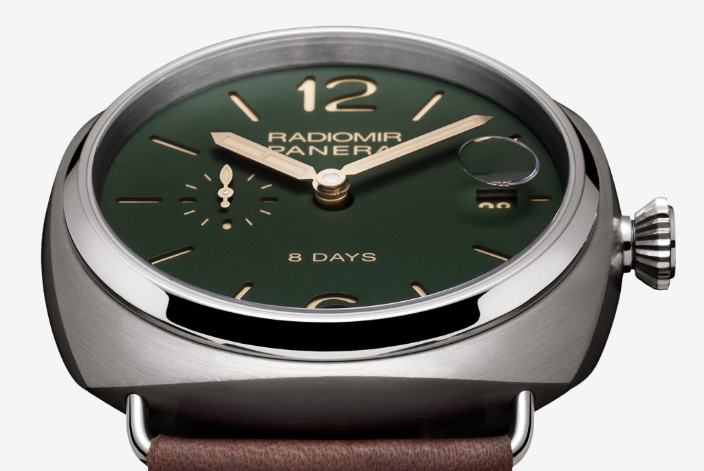 Panerai-Radiomir-8-Days-Green