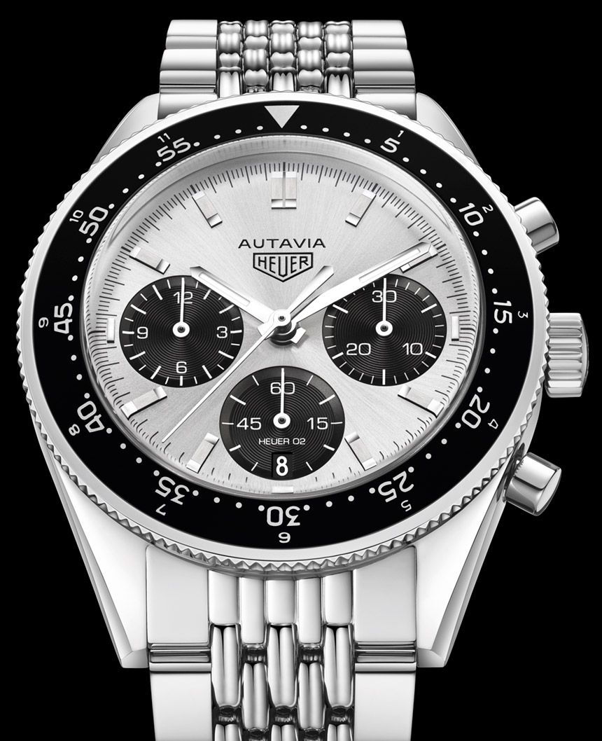Tag heuer autavia jack heuer limited edition for Tag heuer autavia isograph