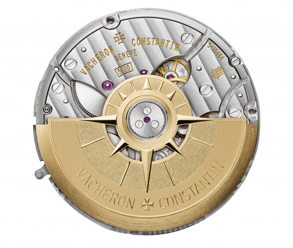 Vacheron Constantin Calibre 5110 Caliber 5110 Movement 5110