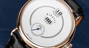 IWC Tribute To Pallweber Editon '150 Years' Watch