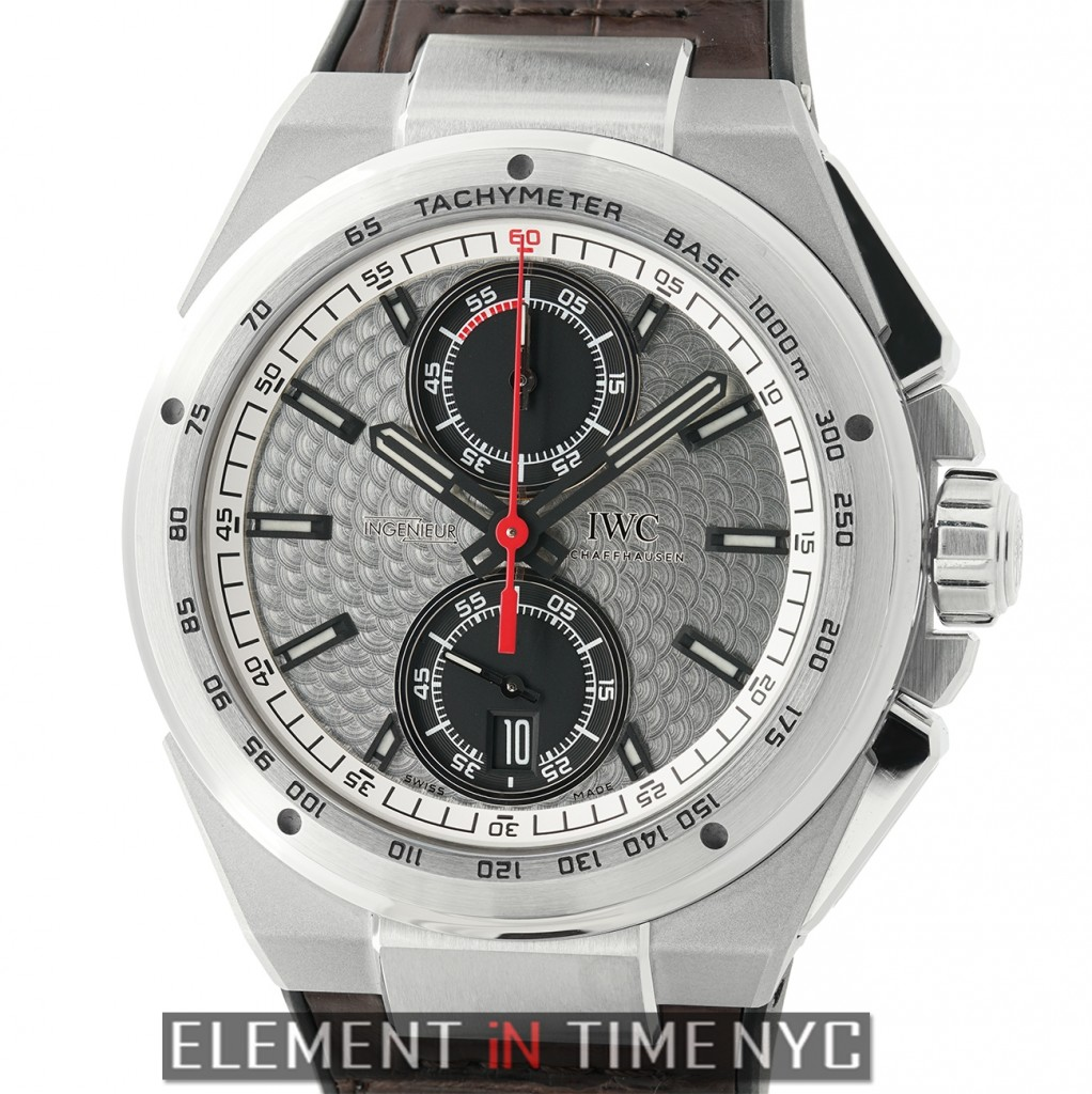 IWC Ingenieur 45mm Chronograph Silberpfeil Limited Edition