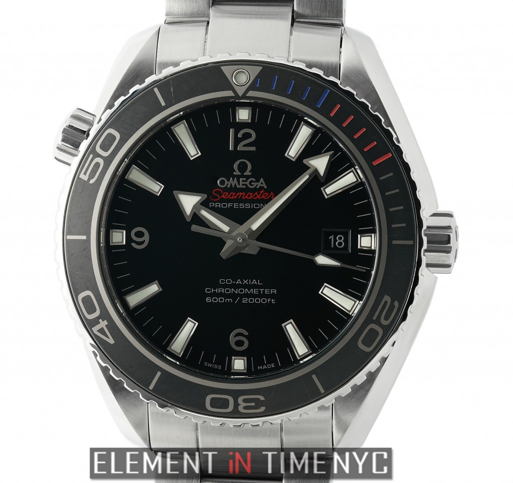 Omega Seamster 46mm Olympic Collection Sochi 2014 Planet Ocean