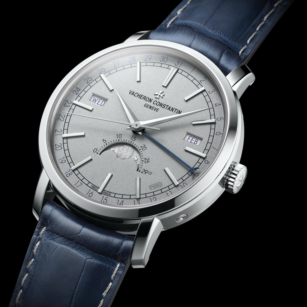 Vacheron Constantin - TRADITIONNELLE COMPLETE CALENDAR Collection Excellence Platine