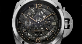 Panerai L'Astronomo Luminor Equation of Time GMT for SIHH 2018