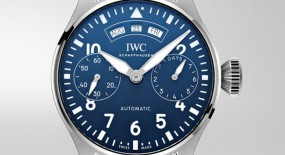 "IWC Big Pilot Watch Annual Calendar Edition ""150 Years"""
