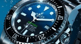 Rolex Oyster Perpetual Deepsea Sea-Dweller at Baselworld 2018