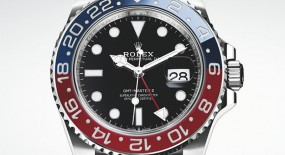 Rolex GMT-Master II Pepsi in OysterSteel At Baselworld 2018