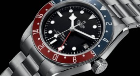 Tudor Black Bay GMT at Baselworld 2018
