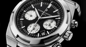 Vacheron Constantin Overseas Chronograph with Reversed Panda Dial