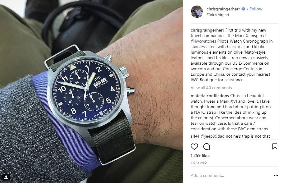 IWC-Pilots-Watch-Chronograph-IWC-Ecommerce-Pilot-Instagram-EEE