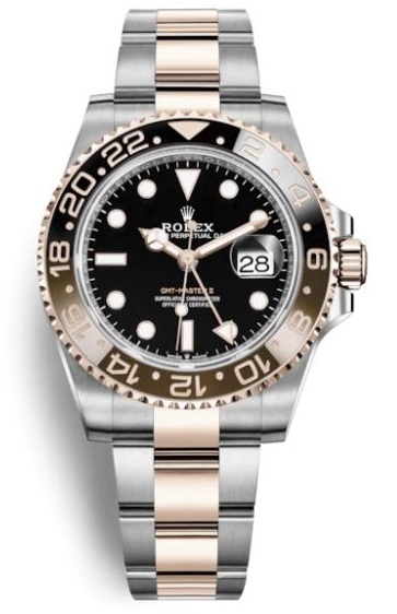Rolex GMT-Master Root Beer 2018-04