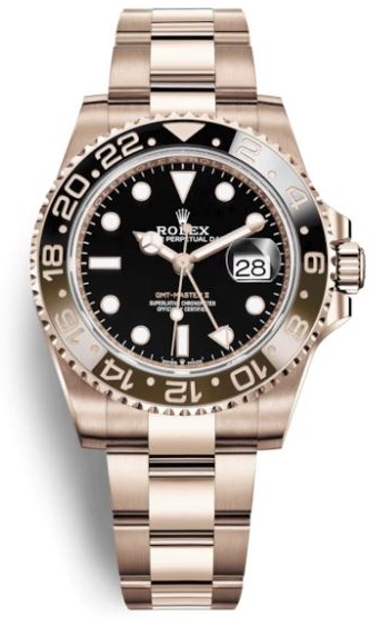 Rolex GMT-Master Root Beer 2018-05
