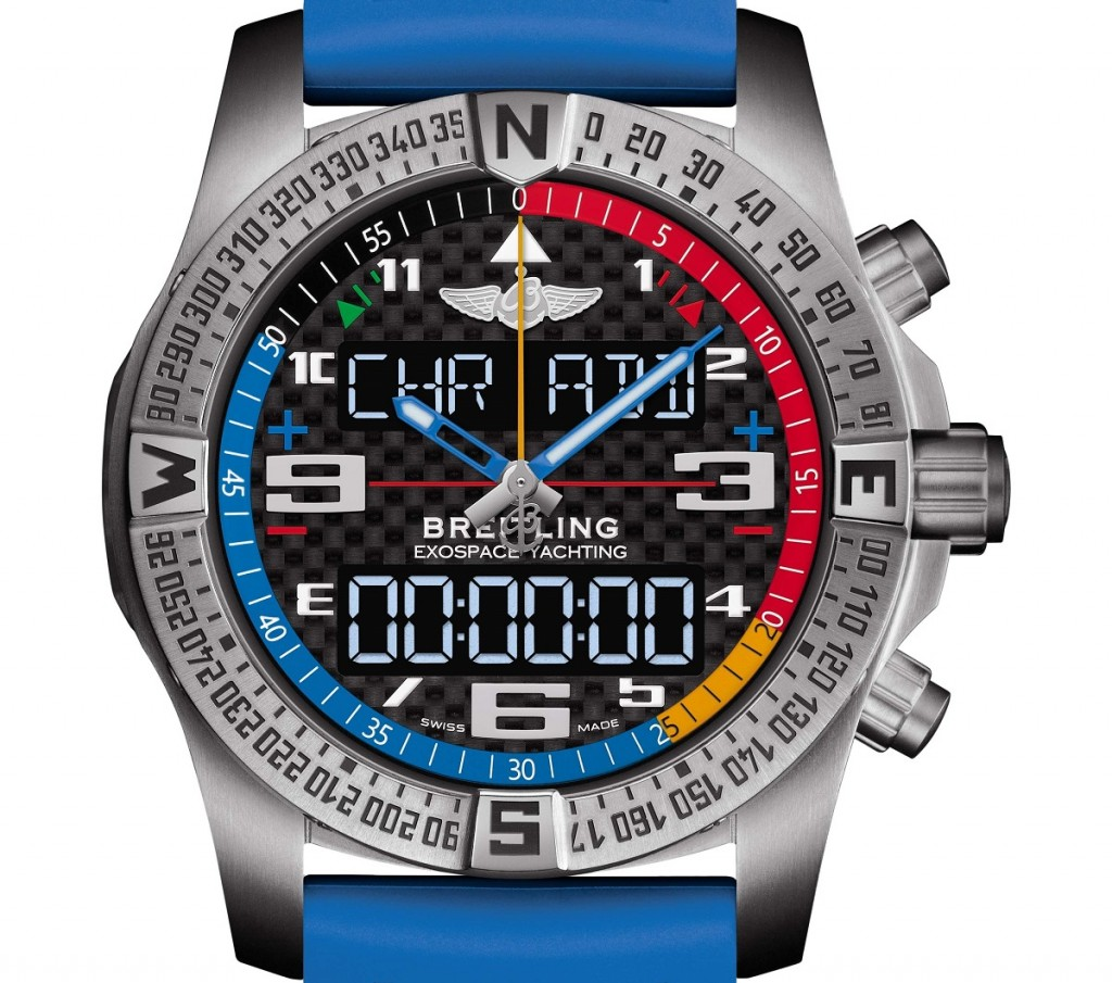 Exospace B55 Yachting. (PPR/Breitling)