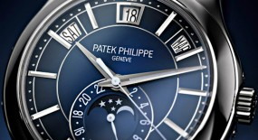 Patek Philippe 5205G Annual Calendar Moonphase