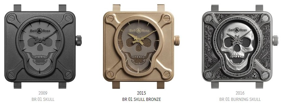 BellRoss-Skull-Collection