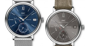 IWC Portofino Hand-Wound 8-Days for 2018