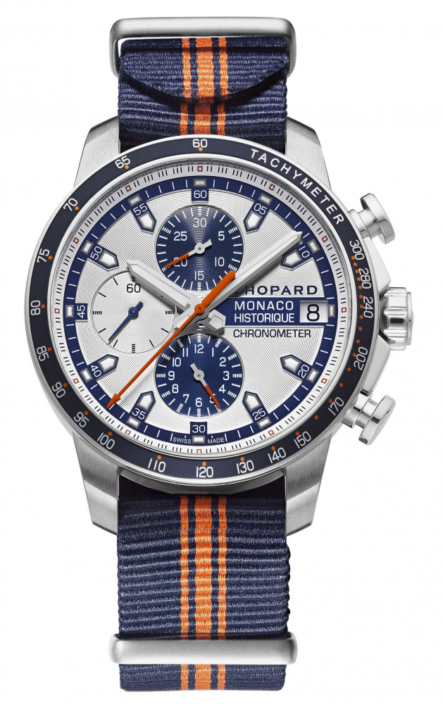 Chopard-Grand-Prix-De-Monaco-Historique-2018-Race-Edition-Watch-STEEL