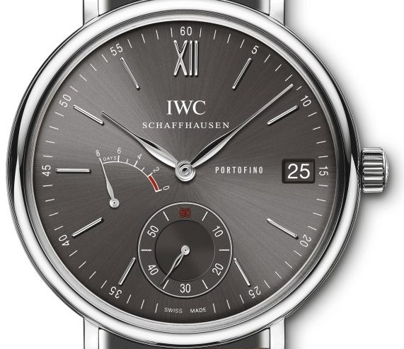 IWC Portofino Hand-Wound Eight Days -Slate-CU--