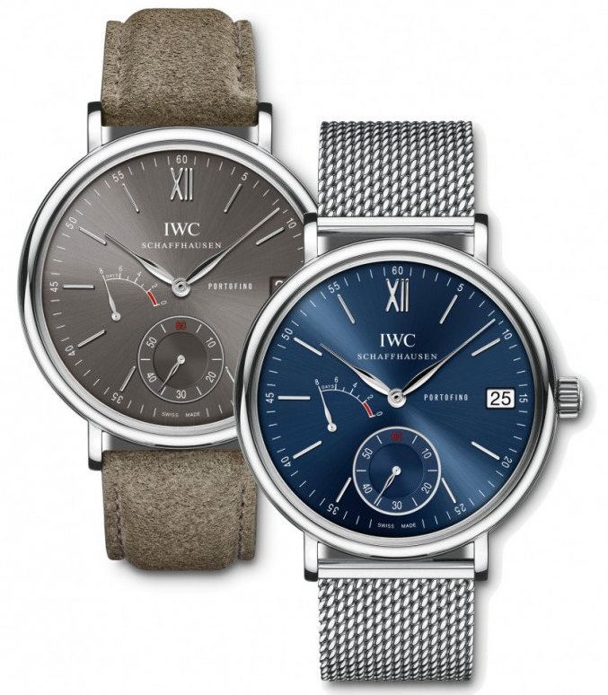 IWC Portofino Hand-Wound Eight Days-x2