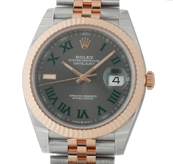 Rolex Datejust II - two tone Ref 126331