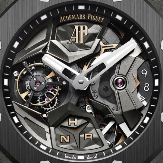 Audemars-Piguet-Royal Oak Concept GMT Tourbillon-01