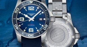 Longines HydroConquest U.S.A. Exclusive