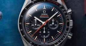 Omega Speedmaster Speedy Tuesday 2 'Ultraman'