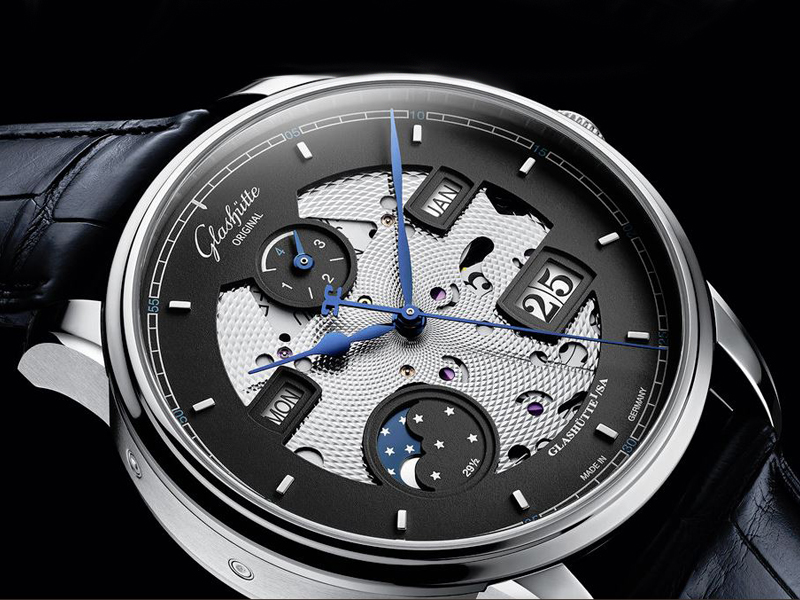 COVER-Glashutte Original Senator Excellence Perpetual Calendar Skeletonized-