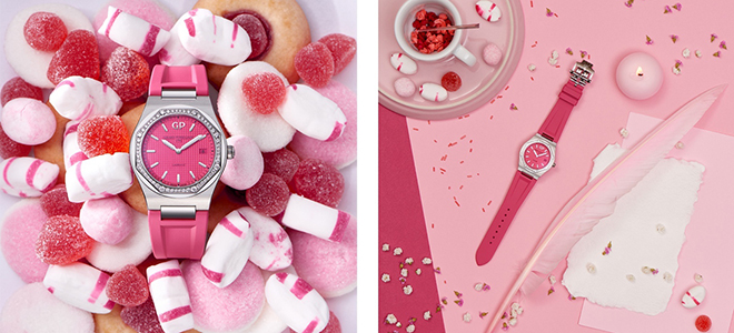 Girard-Perregaux_Laureat-Summer-Edition-Pink