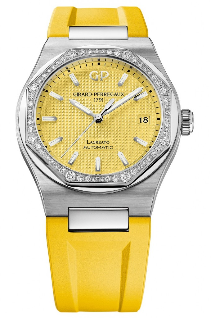 Girard-Perregaux_Laureato_38mm_yellow_strap_1000