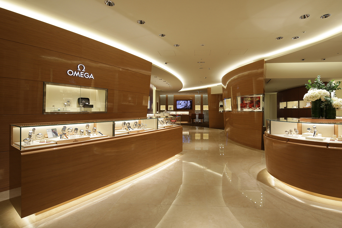 Omega-Boutique-Tokyo-Downtown-East-