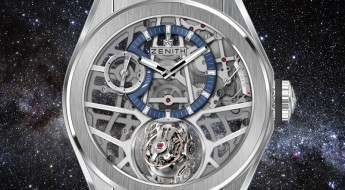 COVER-Zenith Defy Zero G Watch
