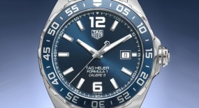 TAG Heuer Formula 1 Bucherer Blue Edition