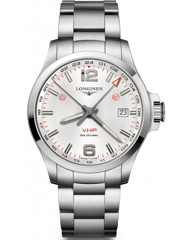 Longines-conquest-v-h-p-gmt-flash-setting-l3-728-4-76-6-Watch
