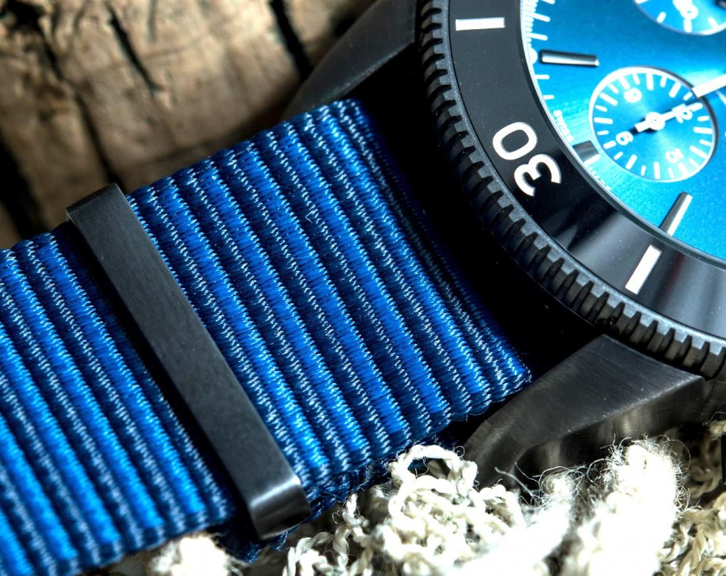 Breitling-SuperOcean-OuterKnown-06-Heritage-II-Chronograph-44-Outerknown-NATO-Woven-Upcycle-Recycle-Environment-Eco-Dive-13