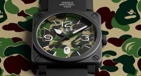 Bell & Ross BAPE Edition