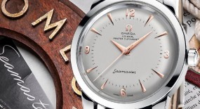 Omega Seamaster 1948 Limited Edition iN Platinum for 70th Anniversary