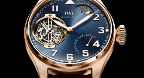"IWC Big Pilot Constant-Force Tourbillon ""Le Petit Prince"" Edition"
