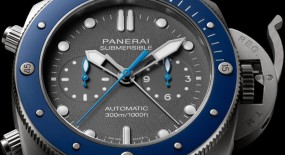 Panerai Luminor Submersible Chrono Guillaume Néry Edition