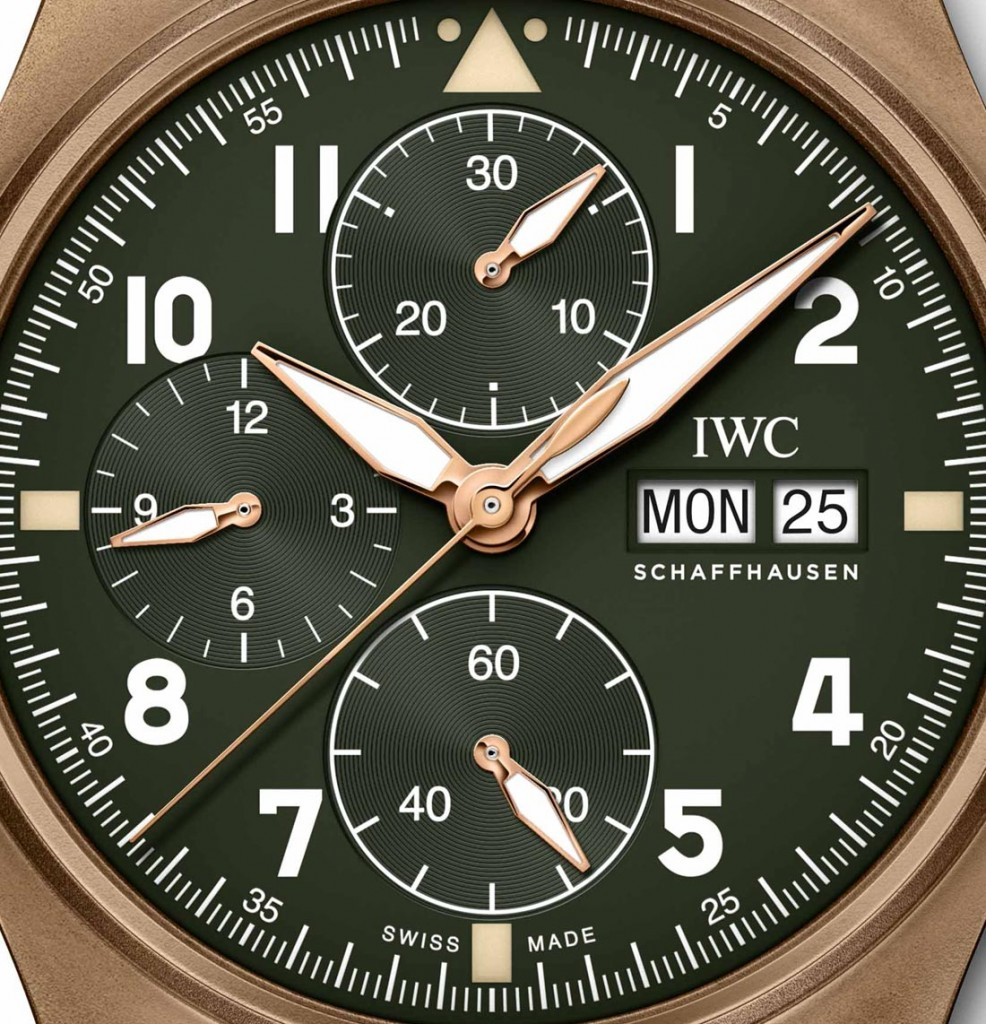 IWC Pilots Chronograph Spitfire-SIHH-2019-02