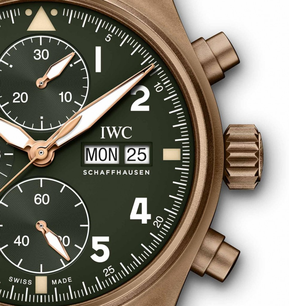 IWC Pilots Chronograph Spitfire-SIHH-2019-04