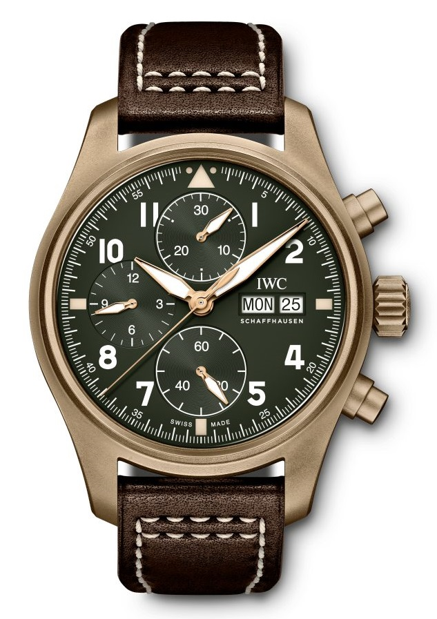 IWC Pilots Chronograph Spitfire-SIHH-2019-05