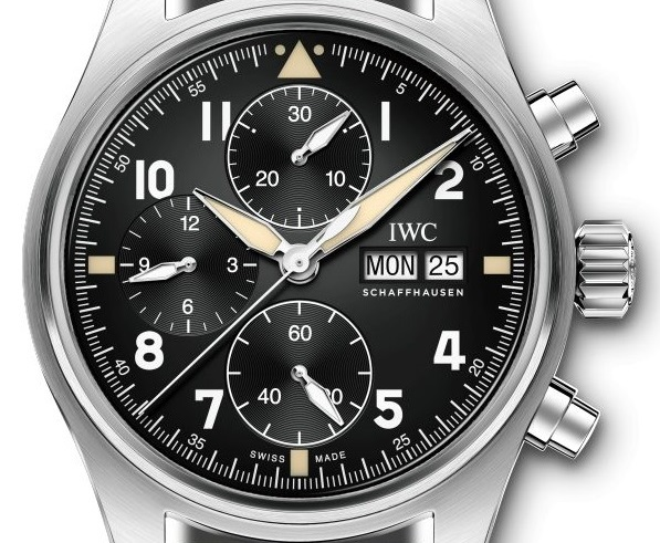 IWC Pilots Chronograph Spitfire-SIHH-2019-07 - Copy