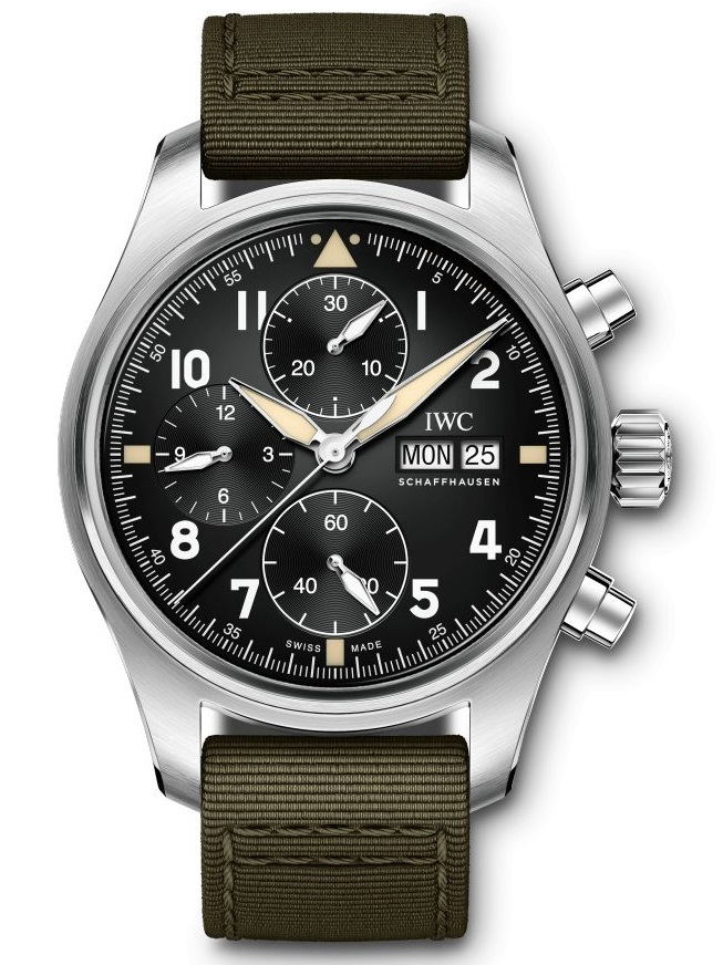 IWC Pilots Chronograph Spitfire-SIHH-2019-07