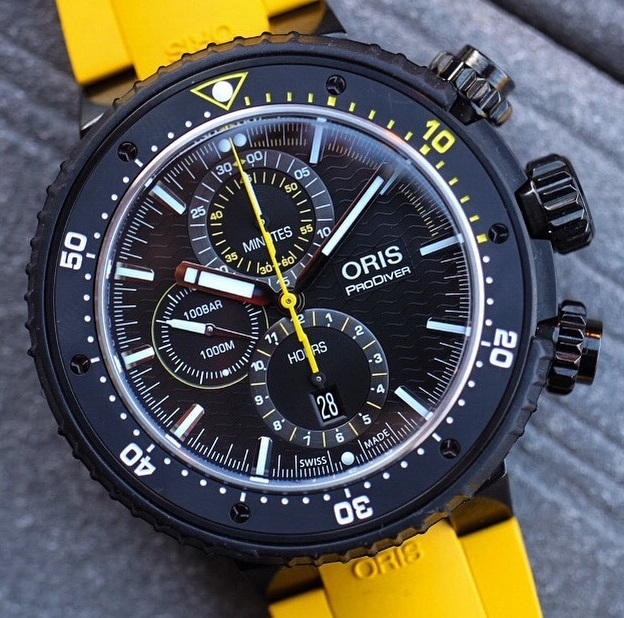 Oris Dive Control Limited Edition-09