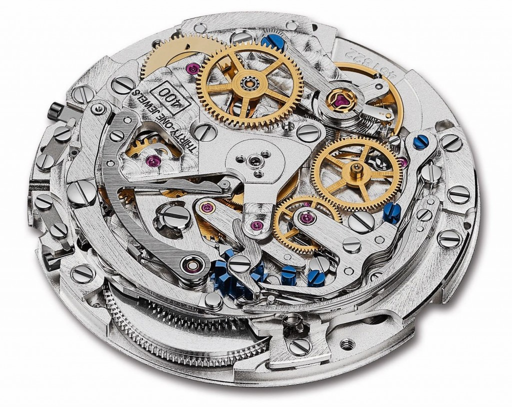 Zenith-El-Primero-caliber-400-without-rotor