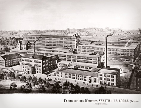 Zenith-Le-Locle-icon-georges-favre-jacot-1
