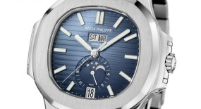 Patek Philippe Nautilus Annual Calendar 5726/1A iN Gradient Blue